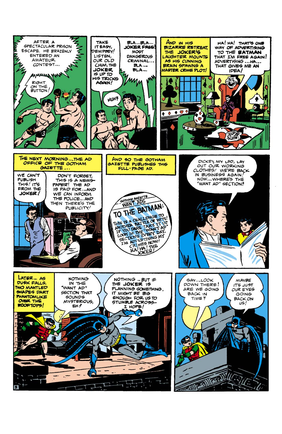 Batman (1940-2011) #11