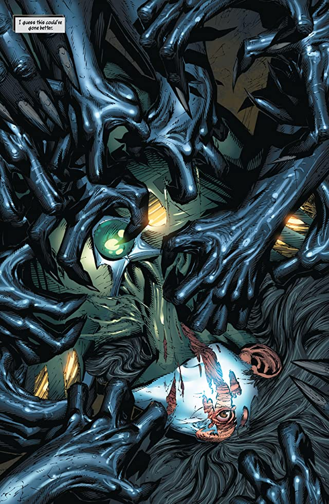 click for super-sized previews of The Darkness #68