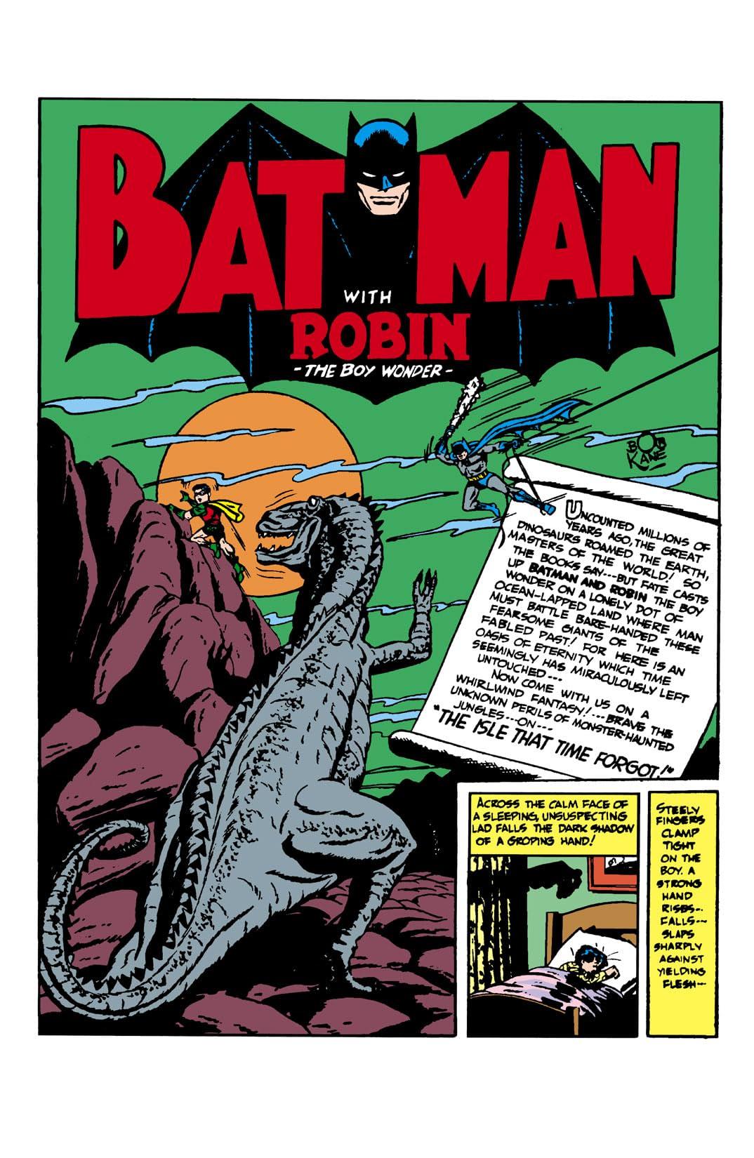 Batman (1940-2011) #10