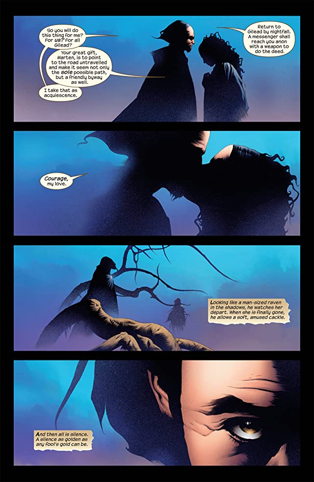 click for super-sized previews of Dark Tower: Treachery #4