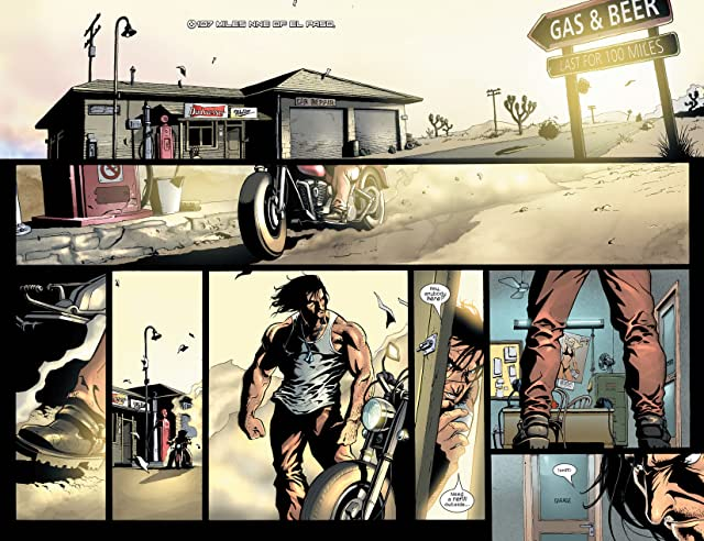 click for super-sized previews of Wolverine (2003-2009) #7