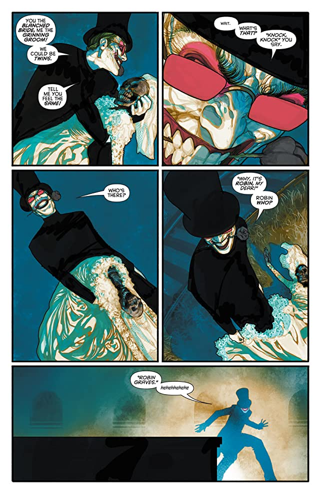 click for super-sized previews of Batman and Robin (2009-2011) #15