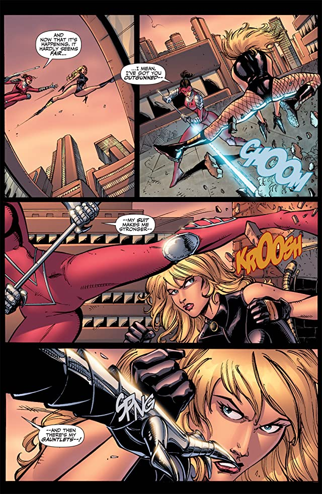 Birds of Prey (1999-2009) #120