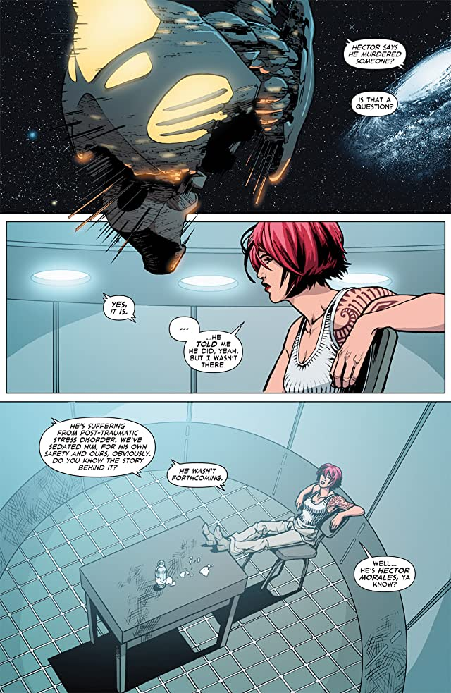 DV8: Gods and Monsters #3 (of 8)