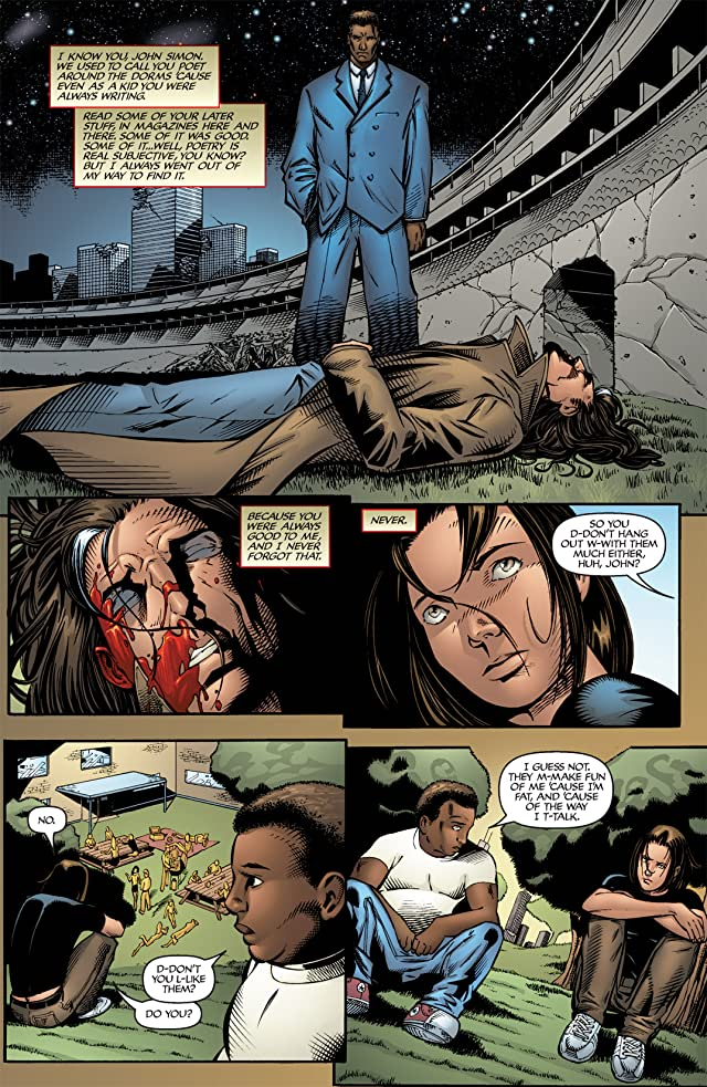 click for super-sized previews of Rising Stars #11