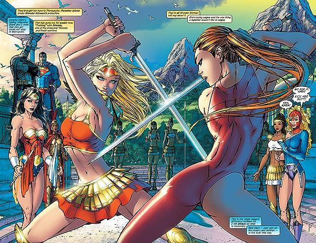 click for super-sized previews of Superman/Batman #10