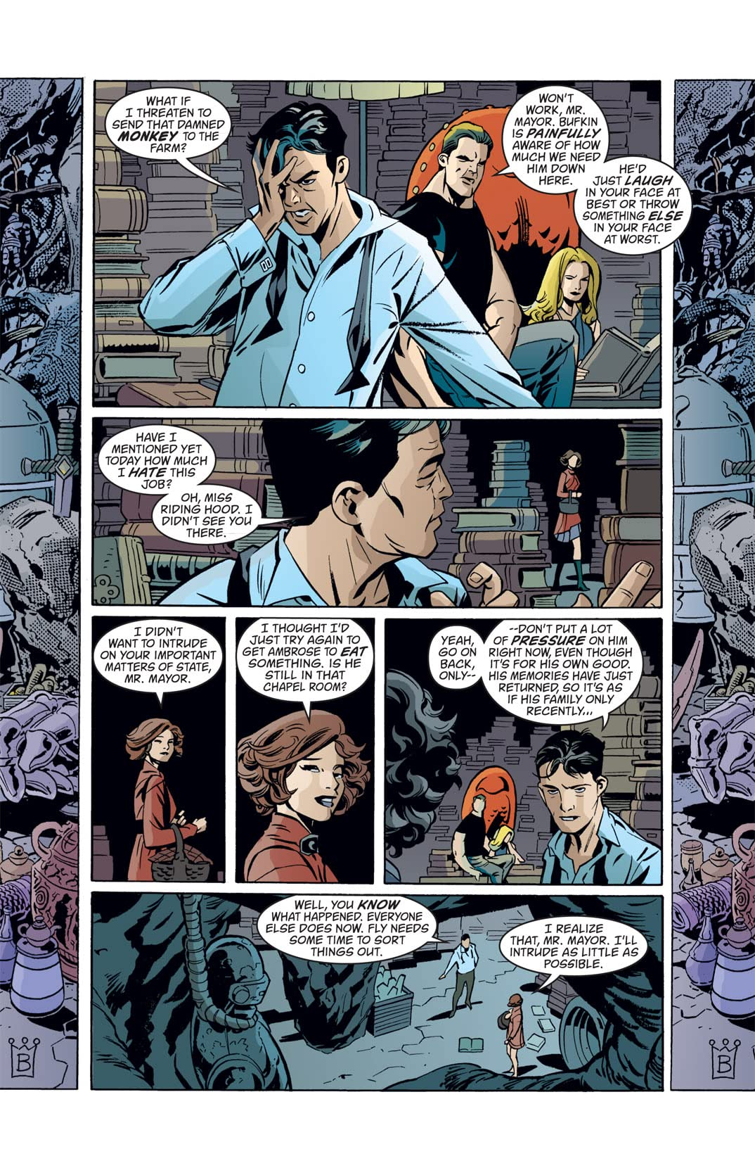 Fables #60