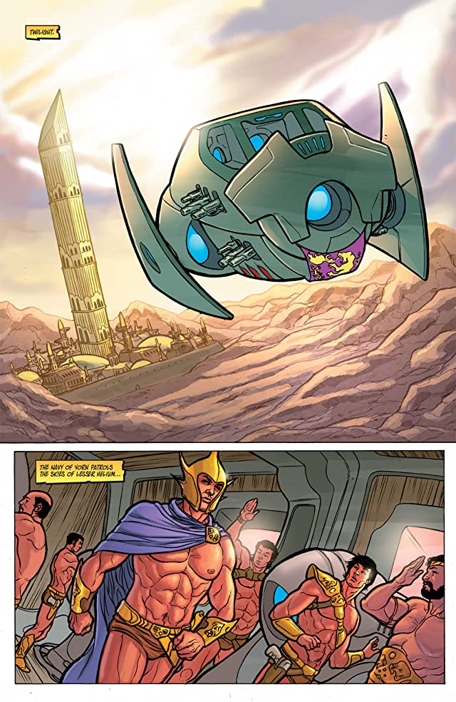 Warlord of Mars: Dejah Thoris #2