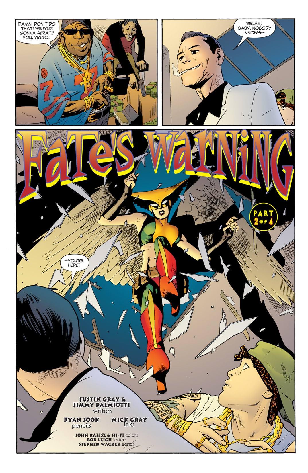 Hawkman (2002-2006) #29