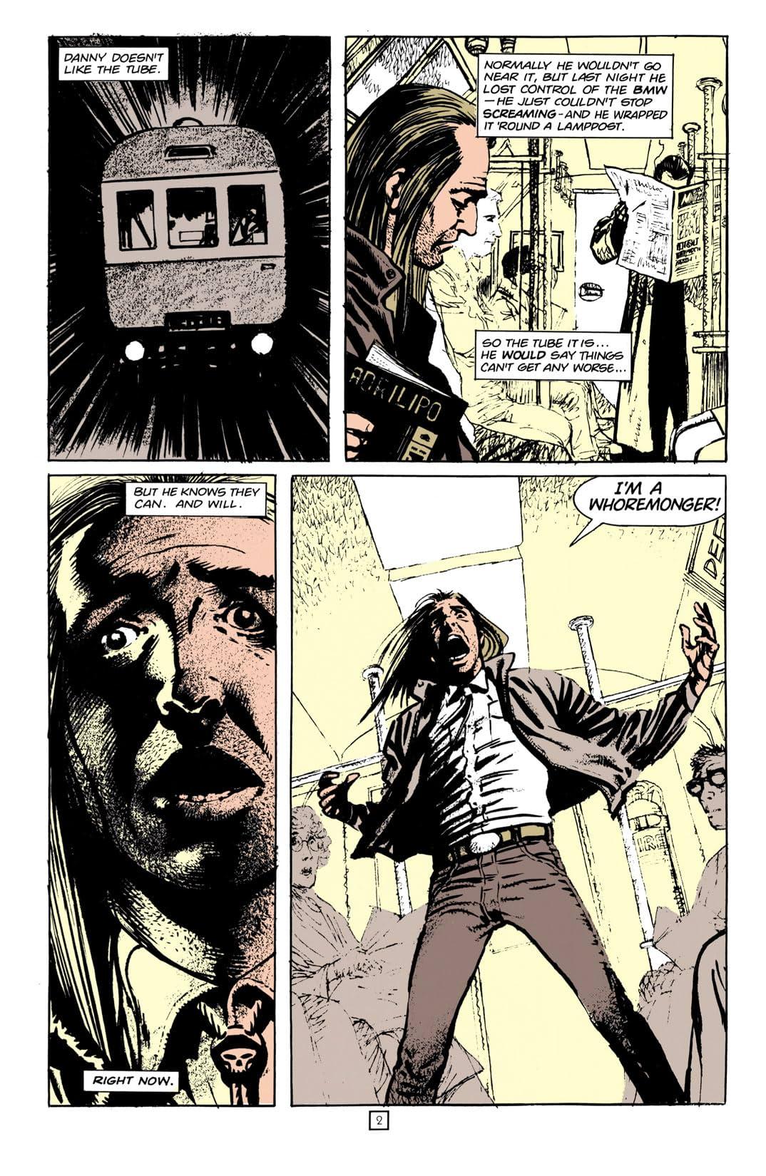 Hellblazer #56