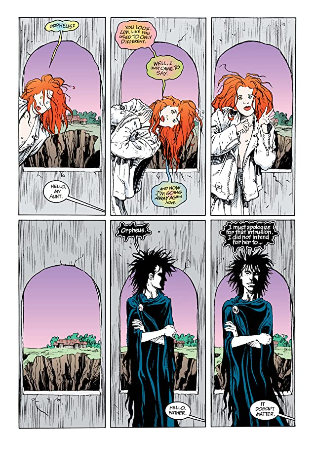 click for super-sized previews of The Sandman #49