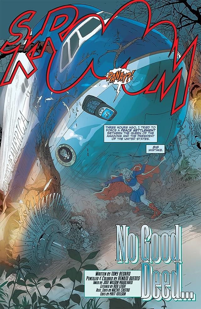 Supergirl (2005-2011) #20