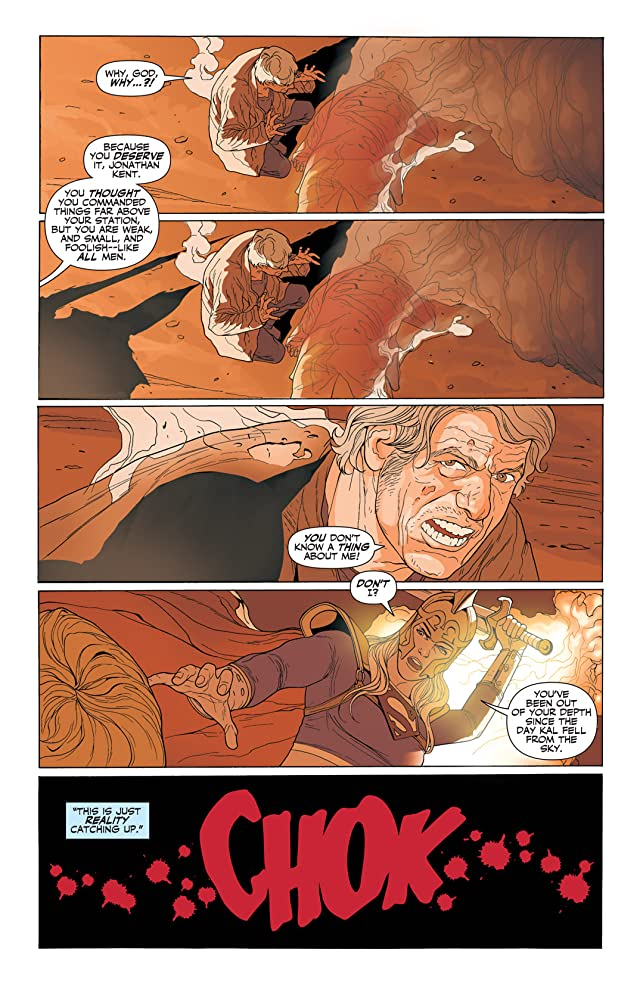 click for super-sized previews of Supergirl (2005-2011) #21