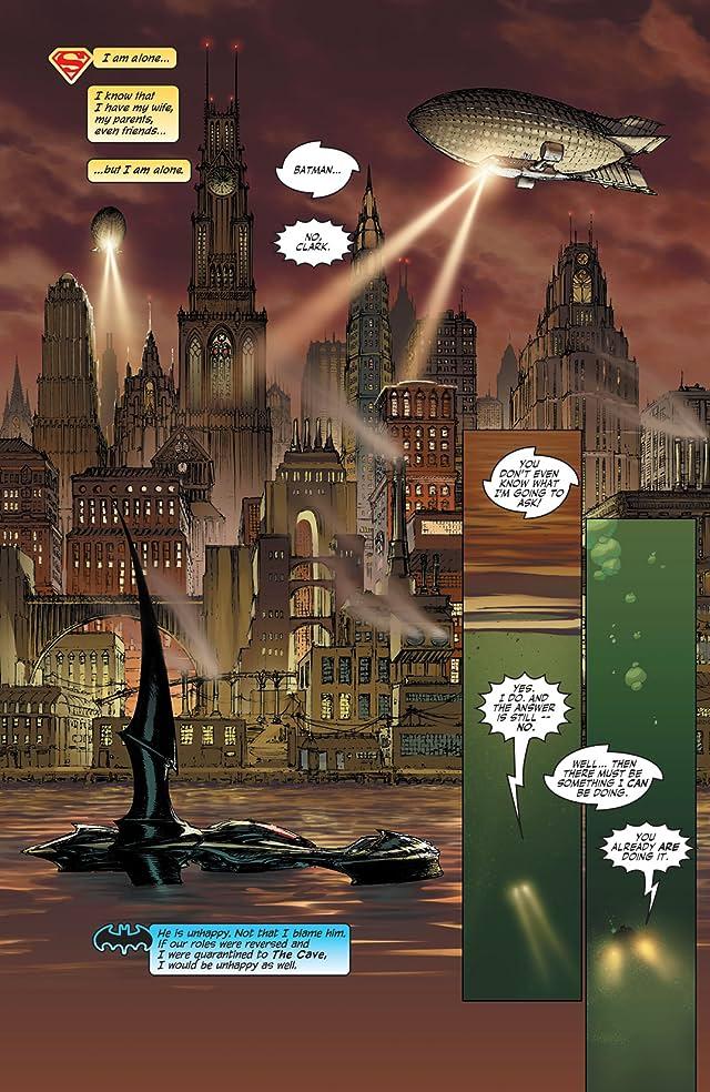 click for super-sized previews of Superman/Batman #8