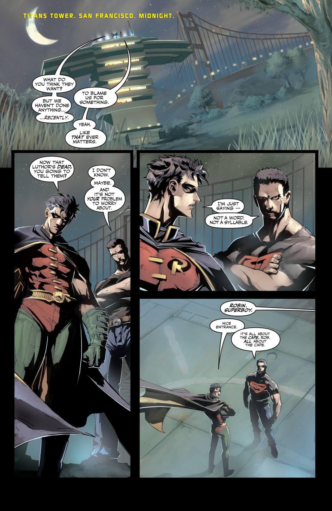 Superman/Batman #7