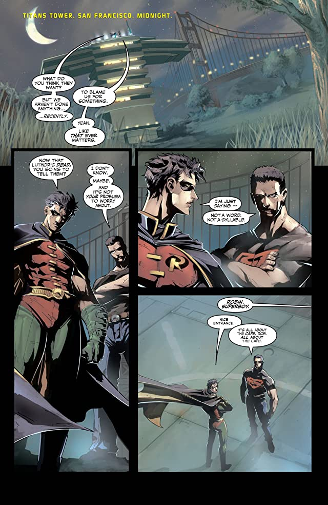 click for super-sized previews of Superman/Batman #7