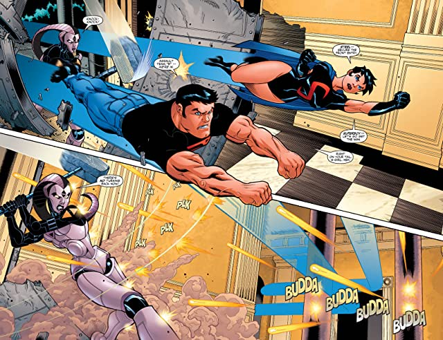 click for super-sized previews of Superman/Batman #5