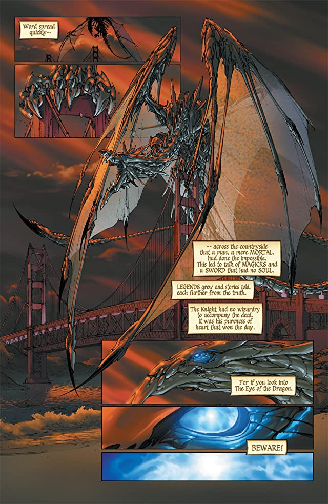click for super-sized previews of Soulfire Preview