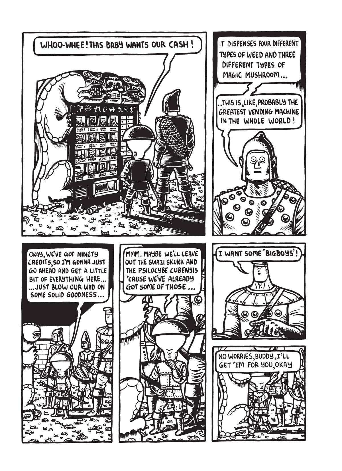 Dungeon Quest Book Three #2