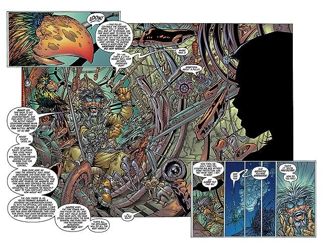 click for super-sized previews of Fathom Vol. 1 #11