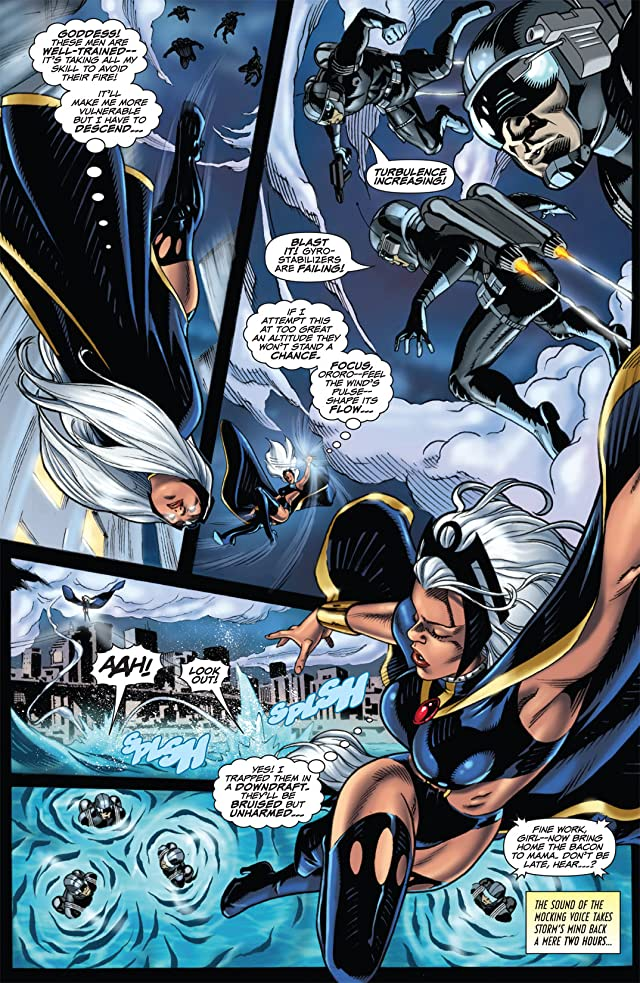 click for super-sized previews of Uncanny X-Men: First Class #4