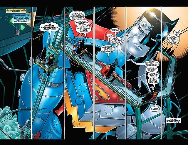 click for super-sized previews of Superman/Batman #6