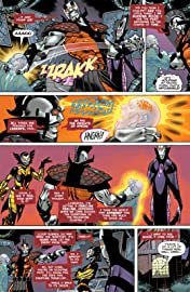 Uncanny X-Men: First Class #5 (of 8)