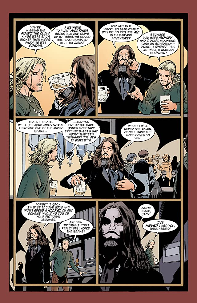 click for super-sized previews of Fables #21