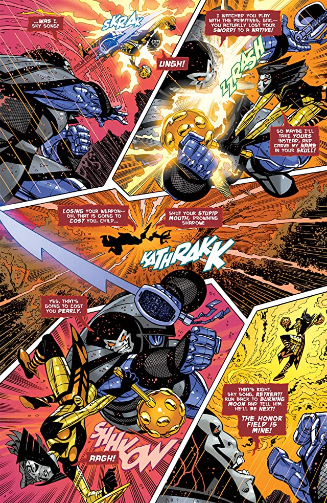 click for super-sized previews of Uncanny X-Men: First Class #6