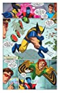 Uncanny X-Men: First Class Giant-size Special #1
