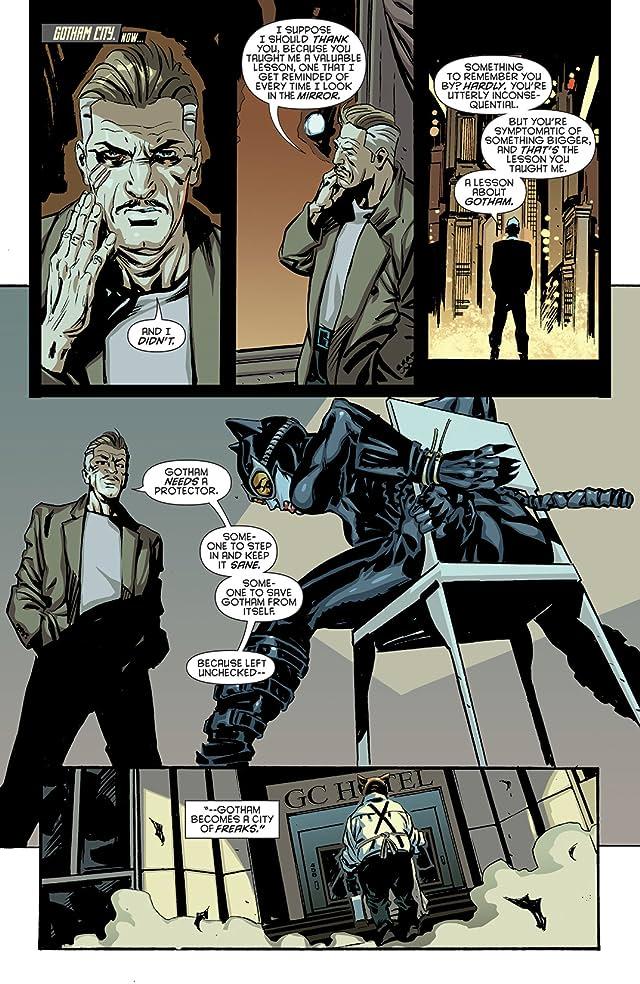 click for super-sized previews of Batman Eternal (2014-2015) #10
