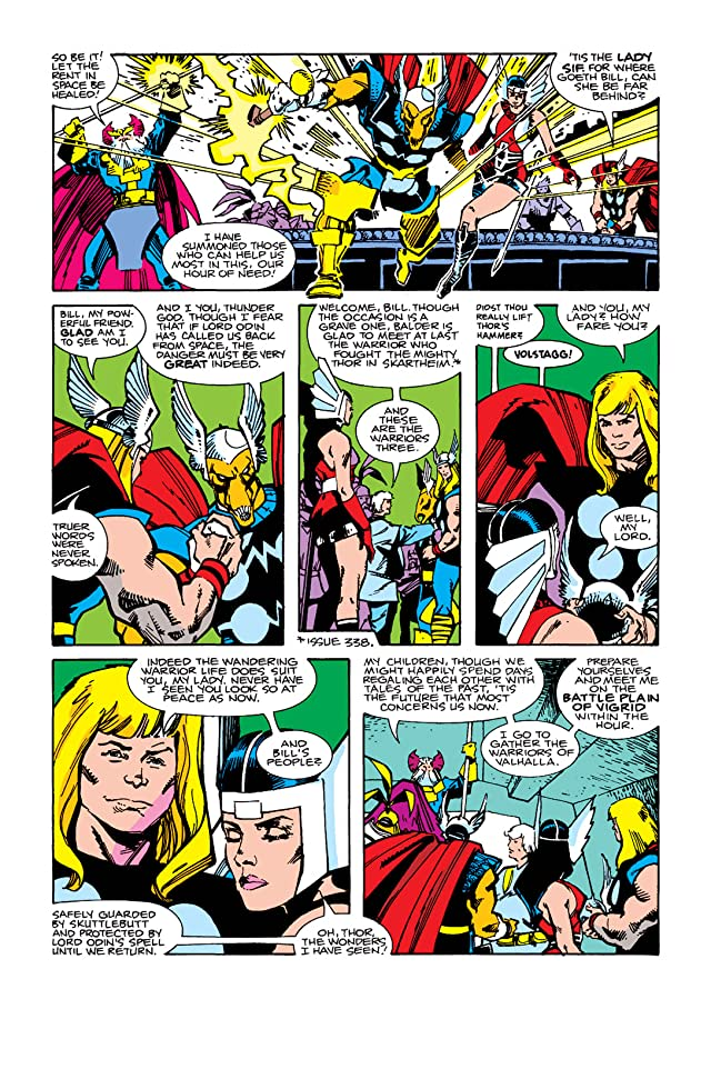 click for super-sized previews of Thor (1966-1996) #350