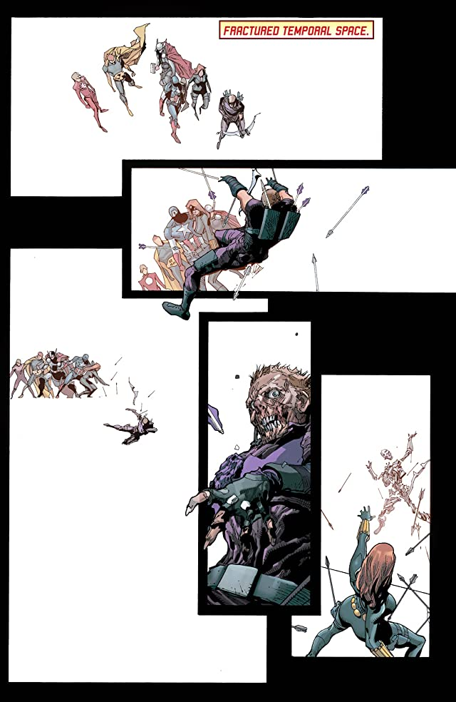click for super-sized previews of Avengers (2012-2015) #31