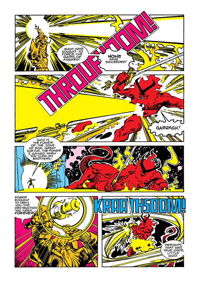 click for super-sized previews of Thor (1966-1996) #352