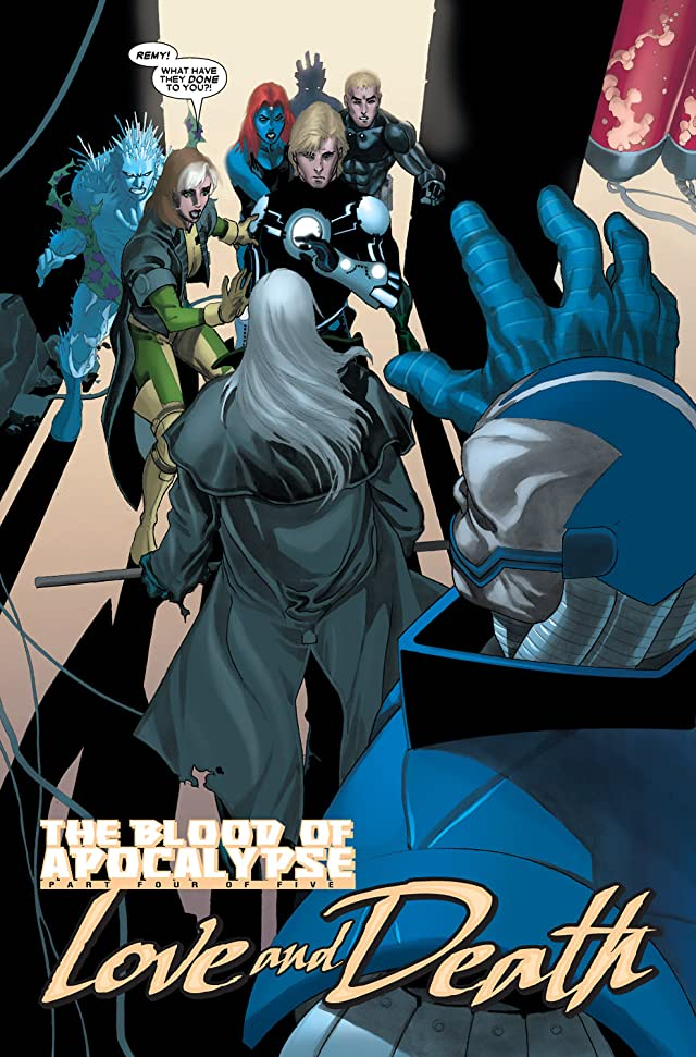 click for super-sized previews of X-Men (2004-2007) #185