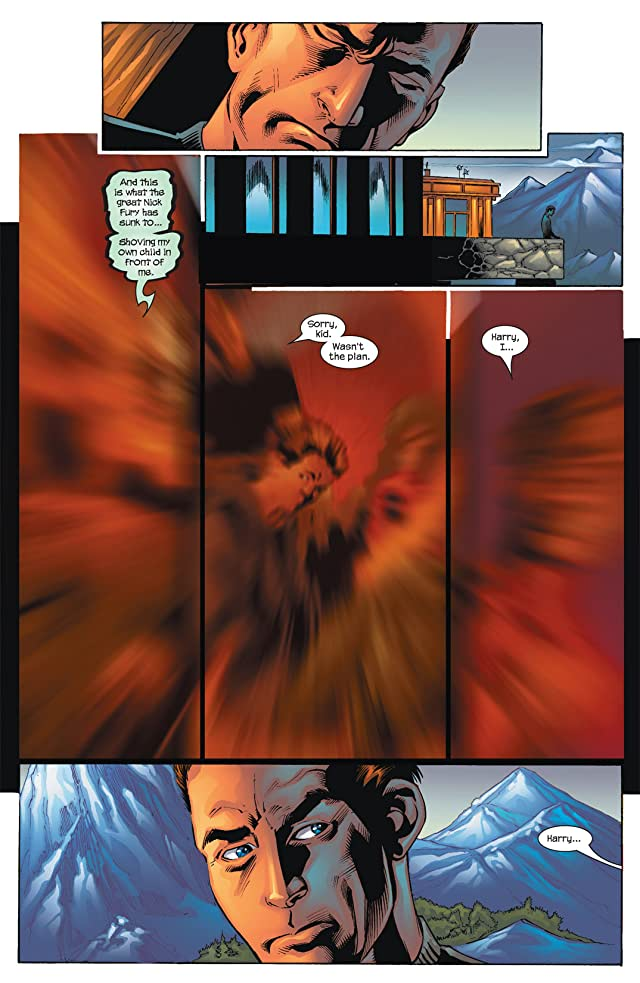 click for super-sized previews of Ultimate Spider-Man (2000-2009) #73