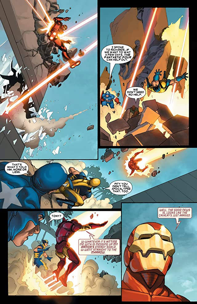 click for super-sized previews of X-Men (2004-2007) #186