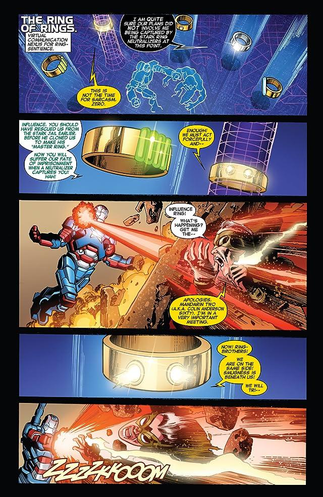 Iron Man (2012-2014) #28