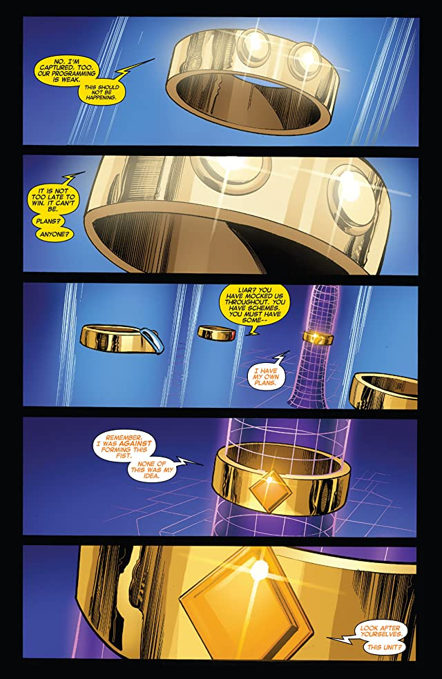 click for super-sized previews of Iron Man (2012-) #28