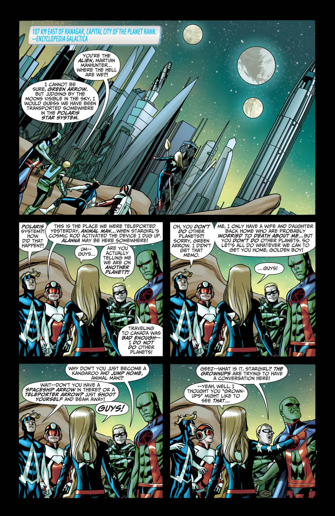 Justice League United (2014-2015) #2