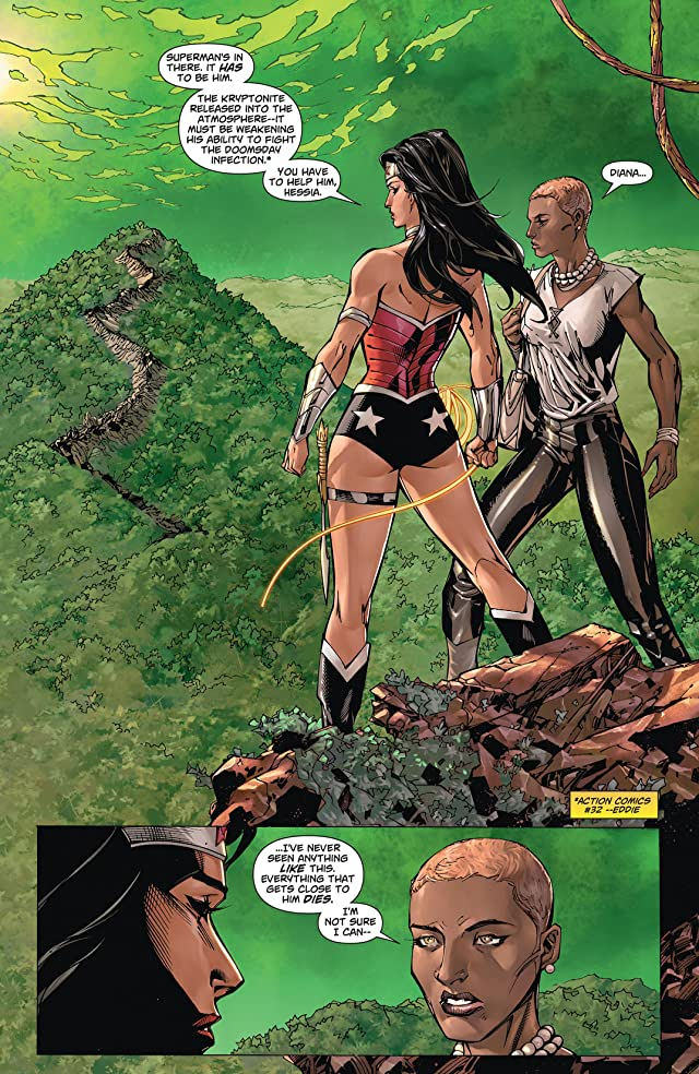 Superman/Wonder Woman (2013-) #9