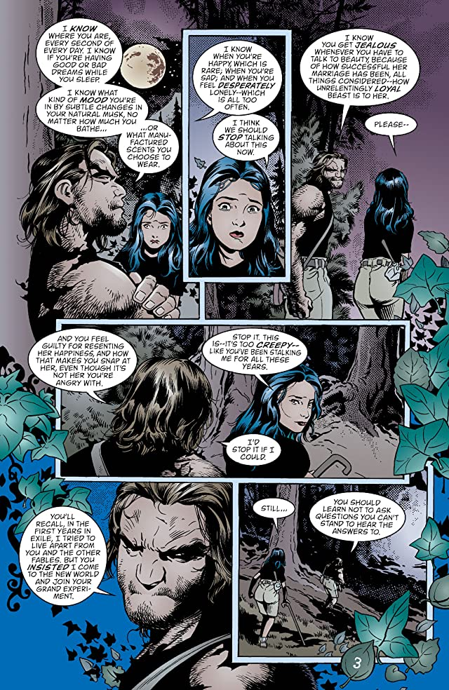 click for super-sized previews of Fables #16