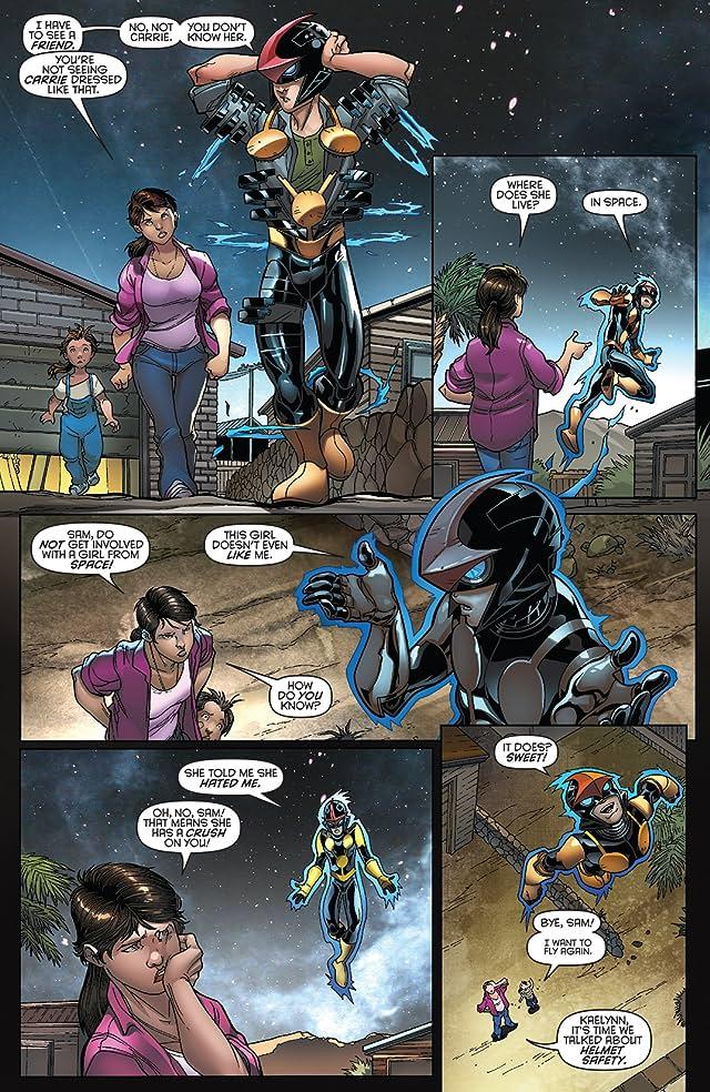 click for super-sized previews of Nova (2013-) #18