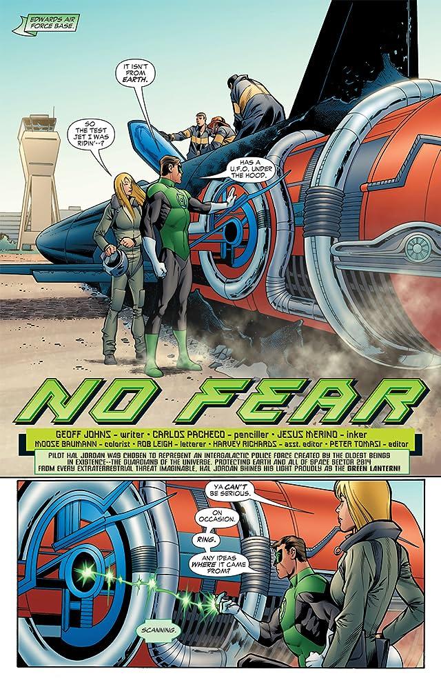 Green Lantern (2005-2011) #2