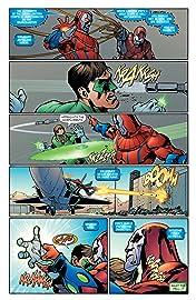 Green Lantern (2005-2011) #3