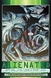 Green Lantern (2005-2011) #4