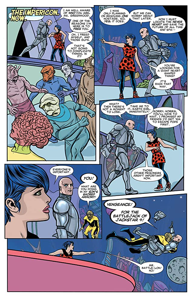 Silver Surfer (2014-2015) #3
