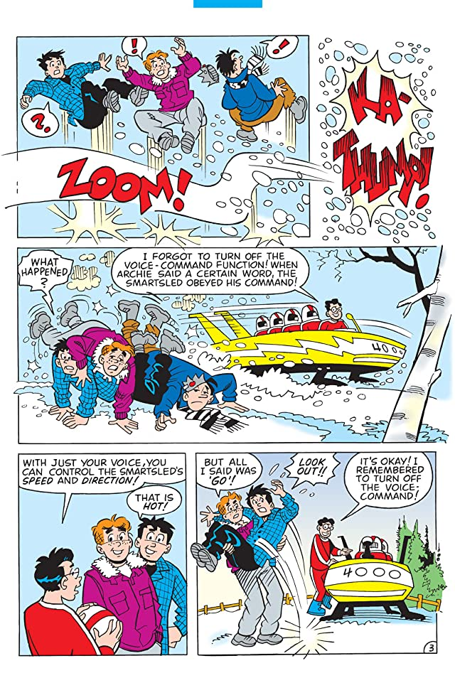 Archie & Friends #97