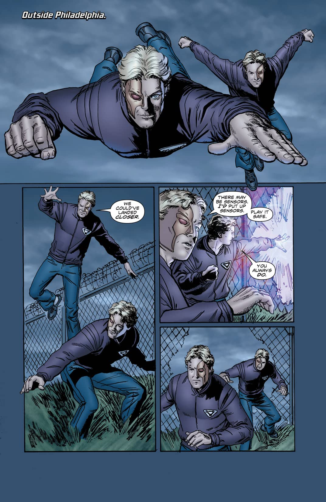 Irredeemable #3