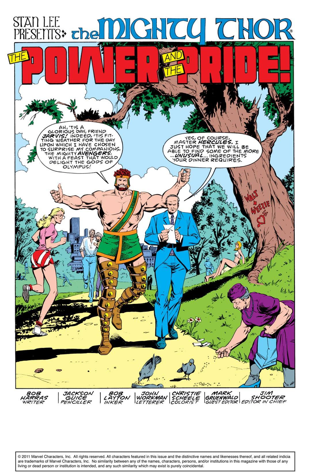 Thor (1966-1996) #356